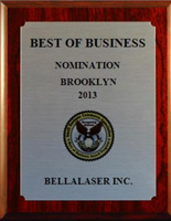 Best of Business, 2013 Nomination